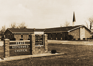 Photo of Peace Reformed Church
