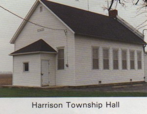 Photo of Harrison Township Hall