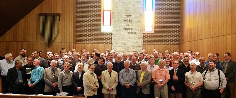 RCUS Synod Photo 2014